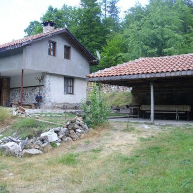 Къща за гости в с. Стоилово, Бургас | Вила Зеленика