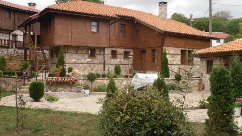 Почивка в с. Бръшлян | Къща за гости Милка Чайкова